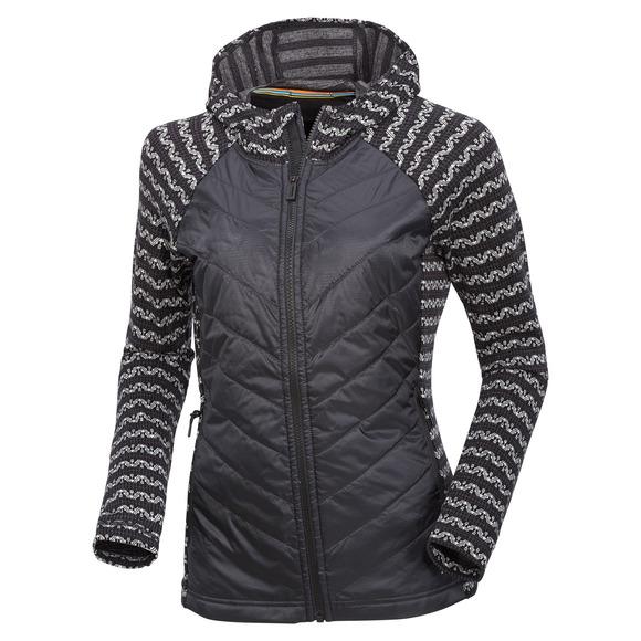 Double Propulsion 60 - Women's Full-Zip Hooded Jacket