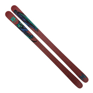 Bash 81 - Adult Twin Tip Freestyle Alpine Skis