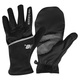Raptor - Men's Convertible Running Gloves  - 2