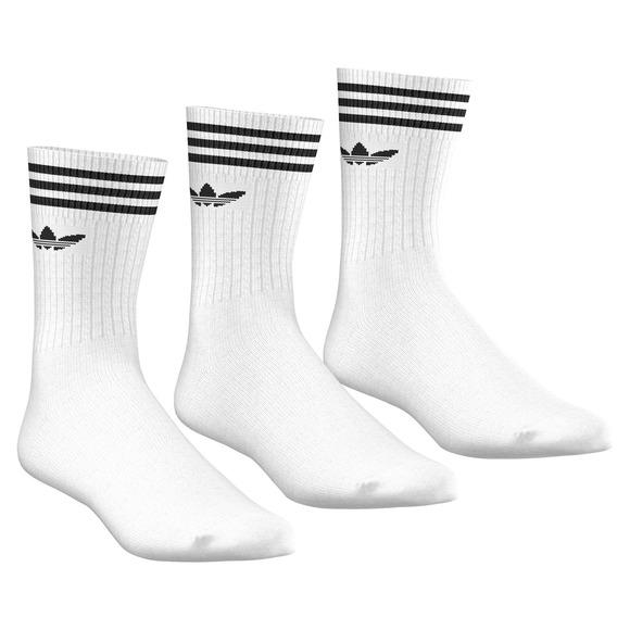 Solid Crew - Men's Socks