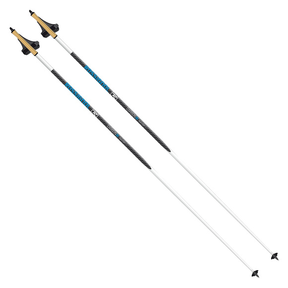 Carbon 30 - Bâtons de ski de fond pour adulte