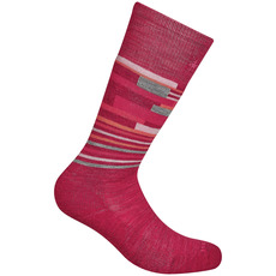 Wintersport Stripe - Junior Ski Socks