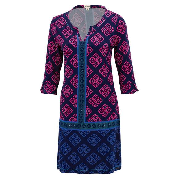 Floral Droplet - Robe pour femme