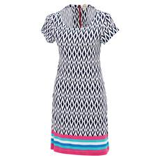 Ikat - Women's Dress