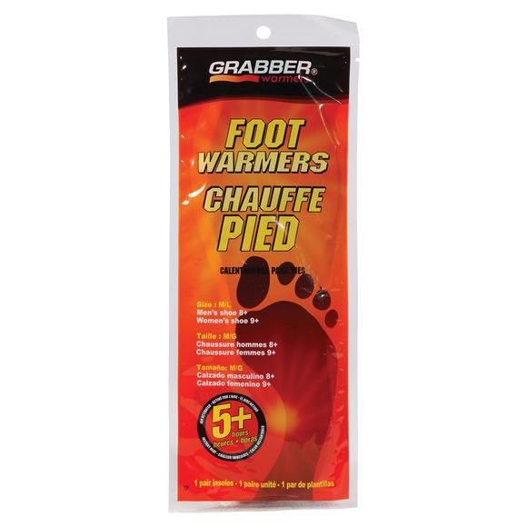 Foot Warmers - Chauffe pieds