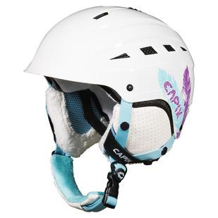 Mynx - Casque de sports d'hiver pour fille