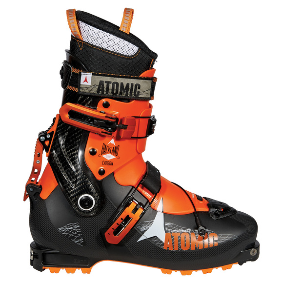 Backland Carbon - Adult alpine touring ski boots