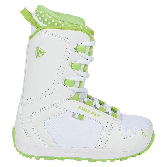 Snowangel C32 JR - Bottes de planche à neige pour junior
