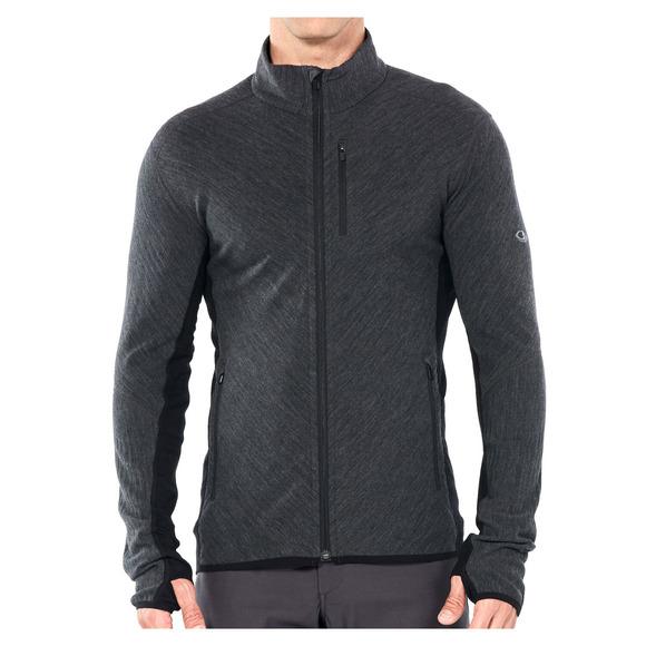 Descender - Men's Polar Fleece Full-Zip Jacket
