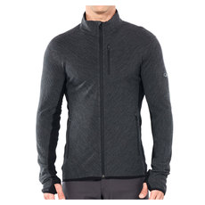 Descender - Men's Polar Fleece Full-Zip Jacket