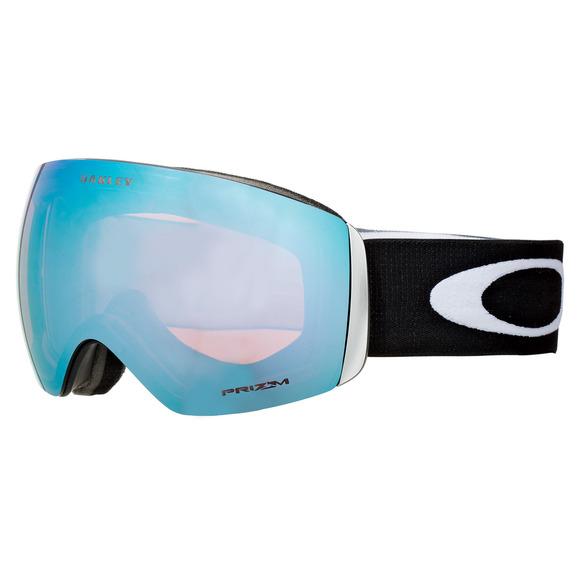 Flight Deck Prizm Snow Sapphire Iridium - Lunettes de sports d'hiver pour homme