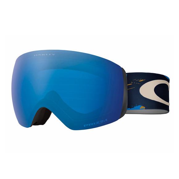 Flight Deck XM Prizm Sapphire Iridium - Adult Winter Sports Goggles