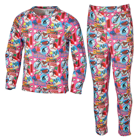 Print - Junior Baselayer Set