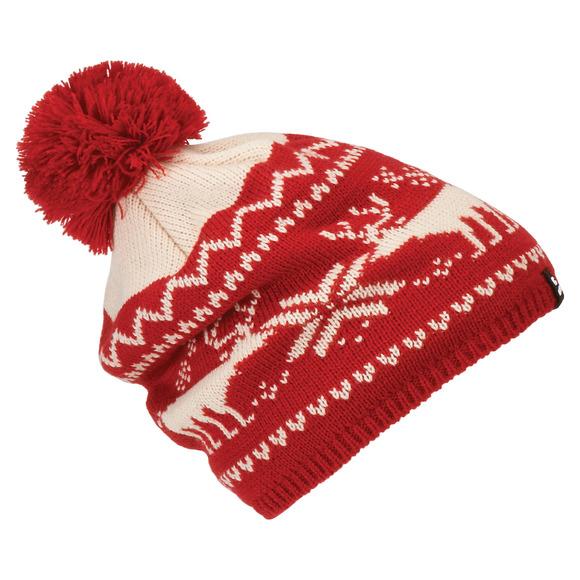 Jacquard - Tuque en tricot pour adulte