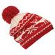 Jacquard - Tuque en tricot pour adulte - 0