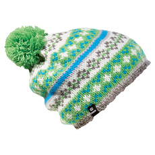 Jacquard - Tuque pour adulte en tricot