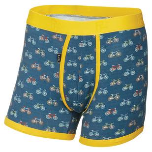 Sans Les Mains - Mens's Fitted Boxer Shorts