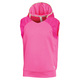 Sport Jr - Girls' Hooded Sleeveless T-Shirt - 0
