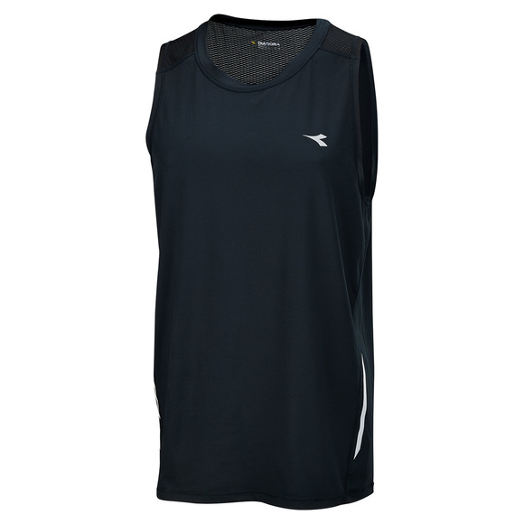 Reflective Run - Men's Singlet