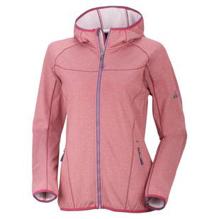 Tamale - Women's Stretch Hooded Fleece