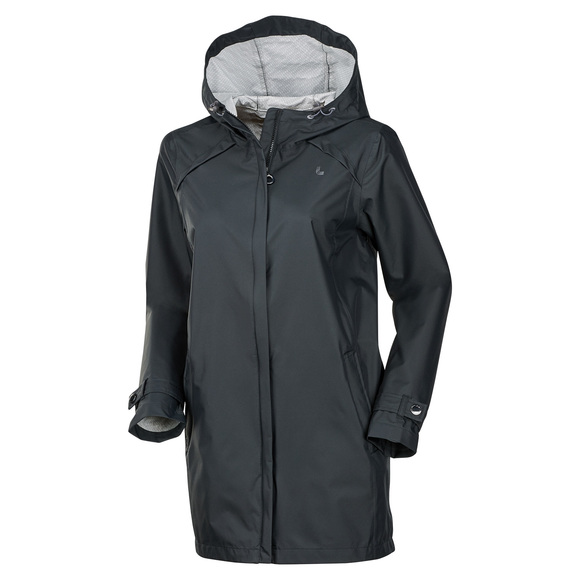Stratus - Women's Hooded Rain Jacket