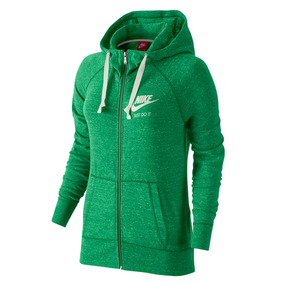 Gym Vintage - Women's Full-Zip Hoodie