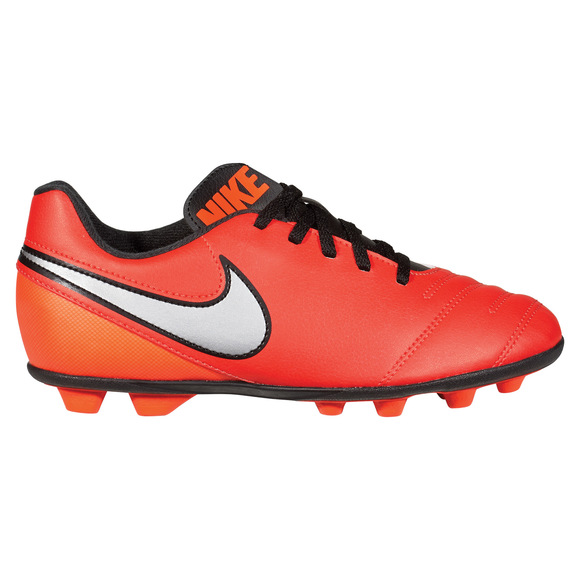 Tiempo Rio III FG Jr - Junior Outdoor Soccer Shoes