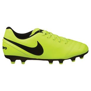 Tiempo Rio III FG Jr - Chaussures de soccer extérieur