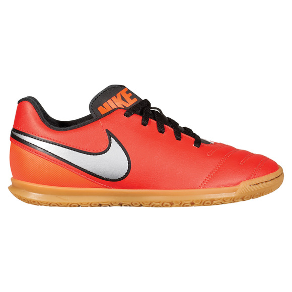 Tiempo Rio III IC Jr - Junior Indoor Soccer Shoes