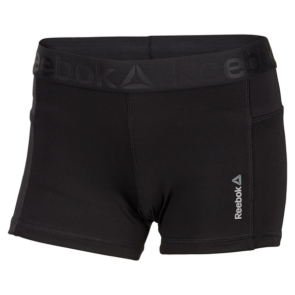 Workout Ready - Women's Fitted Shorts