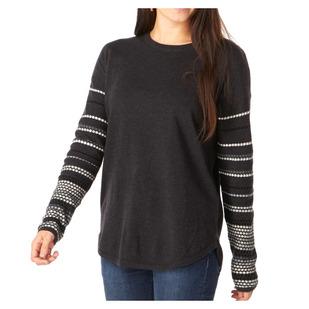 Shadow Pine Crew - Chandail en tricot pour femme