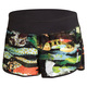 One Series 3 in Crazy Camo - Women's Shorts - 0