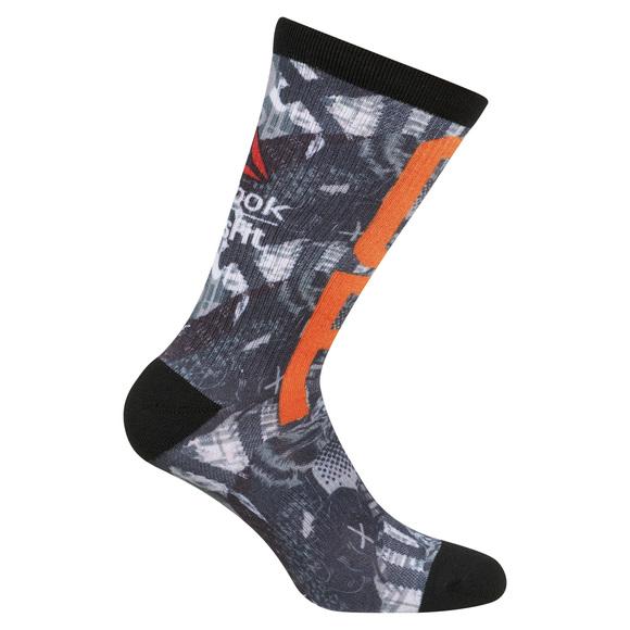Crossfit AJ6654 - Men's half-cushioned socks
