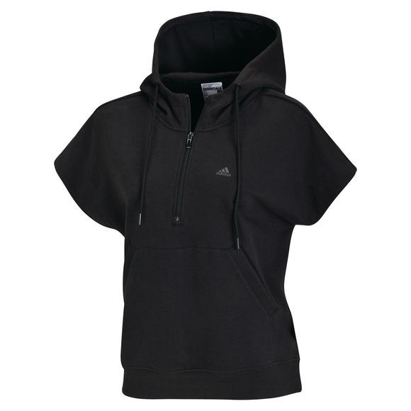 Essentials - Women's Sleeved Hoodie