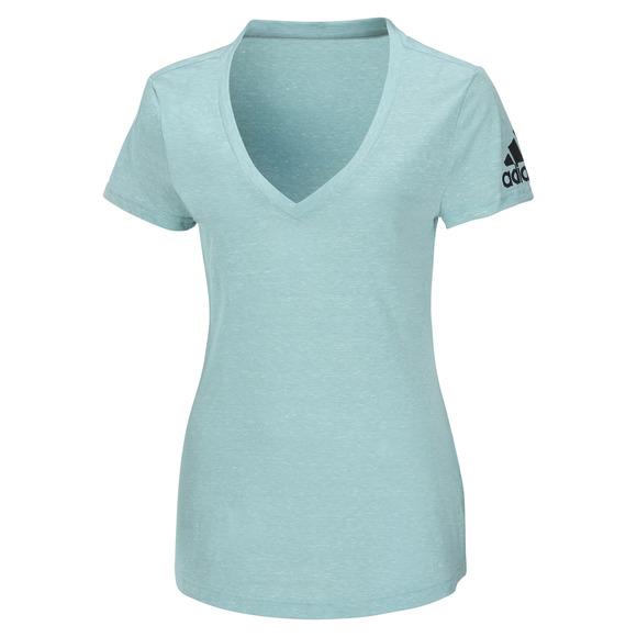 The V - T-shirt pour femme