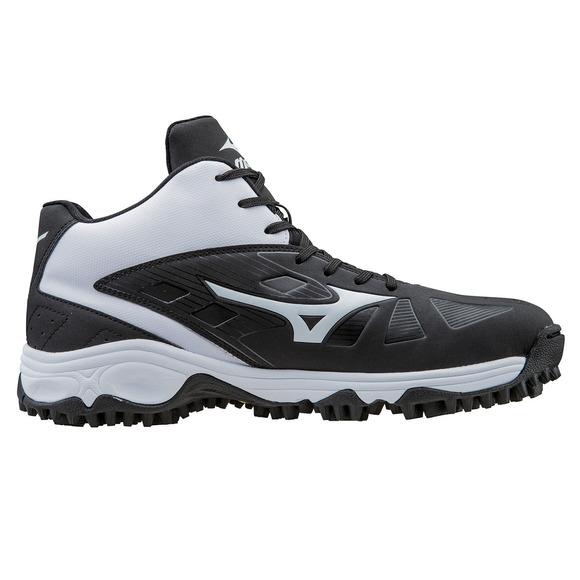 9 Spike Advanced Erupt 3 Mid - Adult Baseball Shoes