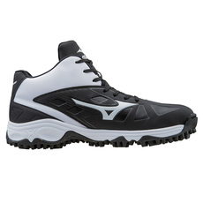 9 Spike Advanced Erupt 3 Mid - Adult Baseball Shoes