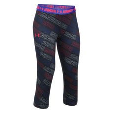 Printed Armour Jr - Girls' Fitted Capri Pants