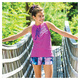 Aloha Wordmark Jr - Jr girls' tank top - 2