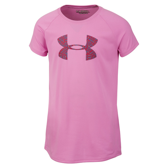 Big Logo Jr - Girls' T-Shirt