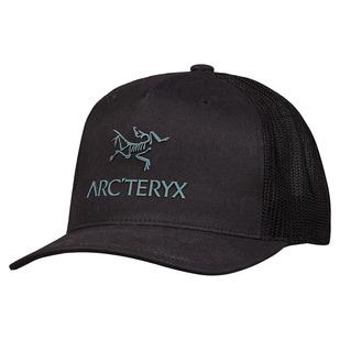 Logo Trucker -  Men's Stretch Flexfit Cap