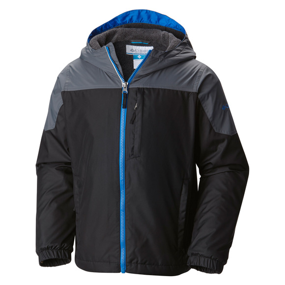 Ethan Pond Jr - Boys' Hooded Jacket