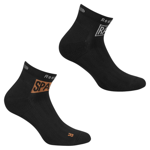 Reebok Spartan - Men's ankle socks