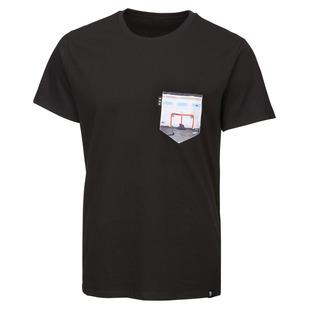 Hockey Google - Men's T-Shirt