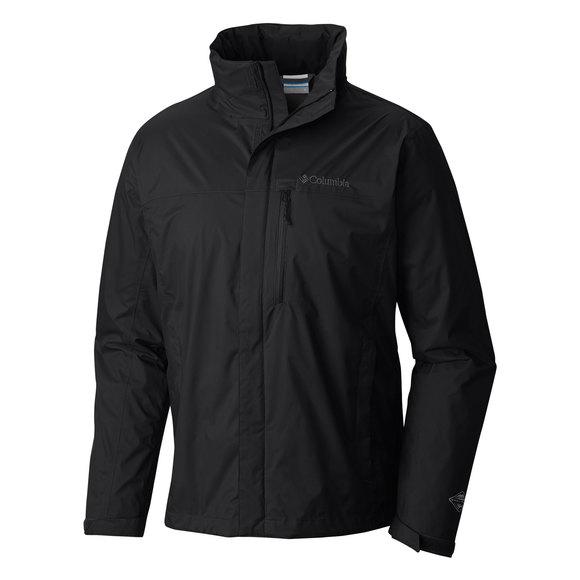 COLUMBIA Pouration - Men s Waterproof Jacket  4b23f831a5