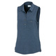 Spring Drifter - Women's Sleeveless Polo  - 0