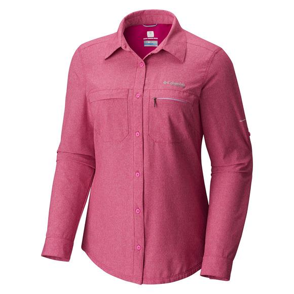 Irico - Women's Long-Sleeved Shirt