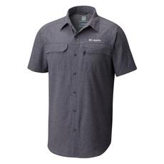 Irico - Chemise à manches courtes pour homme
