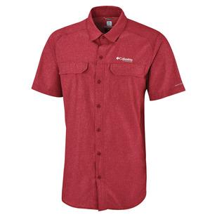 Irico - Mens Short-Sleeved Shirt