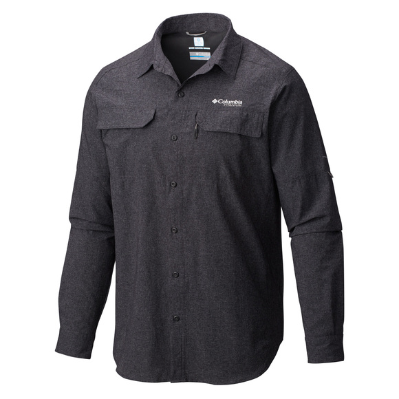 Irico - Mens Long-Sleeved Shirt